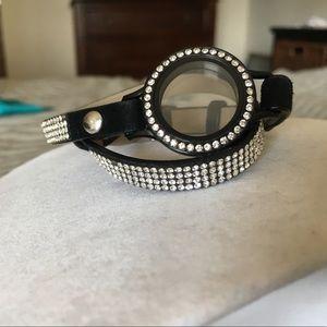 Locket Wrap Bracelet ✨